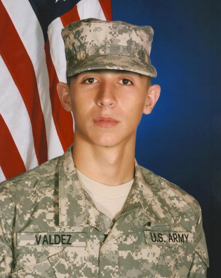 Antonio R. Valdez Jr., Army