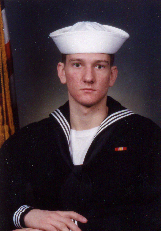 Brent Brewer, Navy