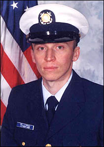 Frank Pellegrino, Coast Guard