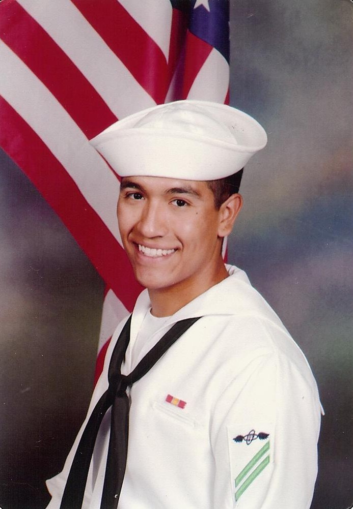 Gabriel Tavizon - United States Navy