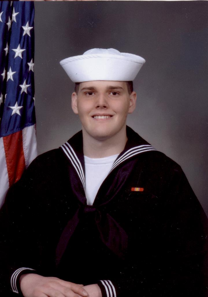 Kori Scott Sunderman, Navy