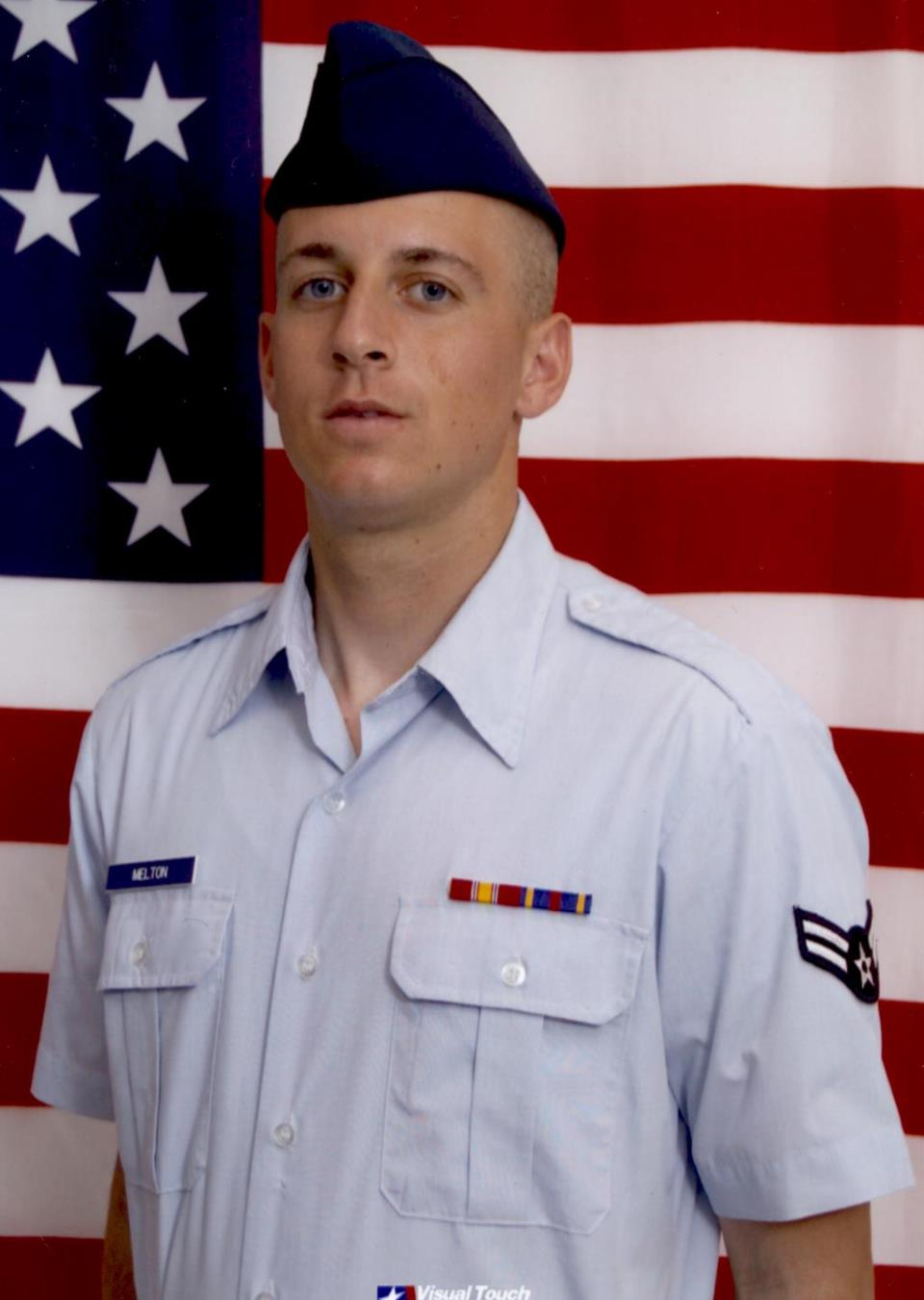 Matthew V. Melton, Air Force