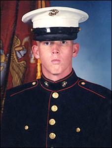 Michael Warren, Marine Corps