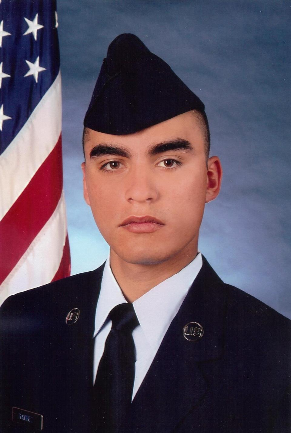 Philip Andrew Ramirez, Air Force