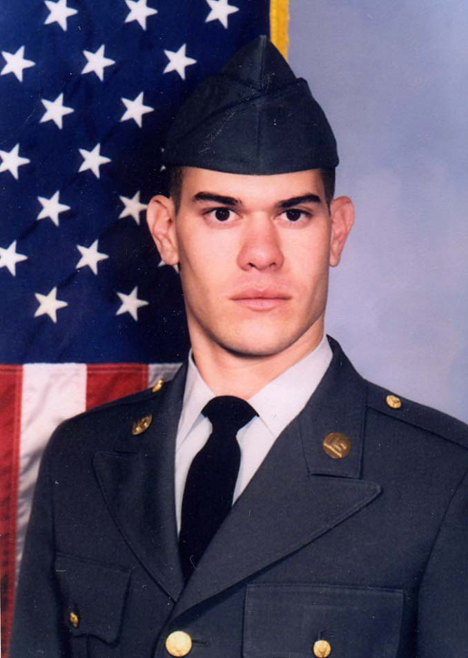 Richard Strysick II, Army