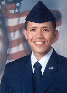 Slej Efren, Air Force