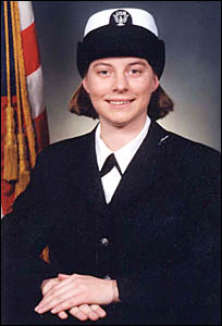 Stephanie Criddle, Navy