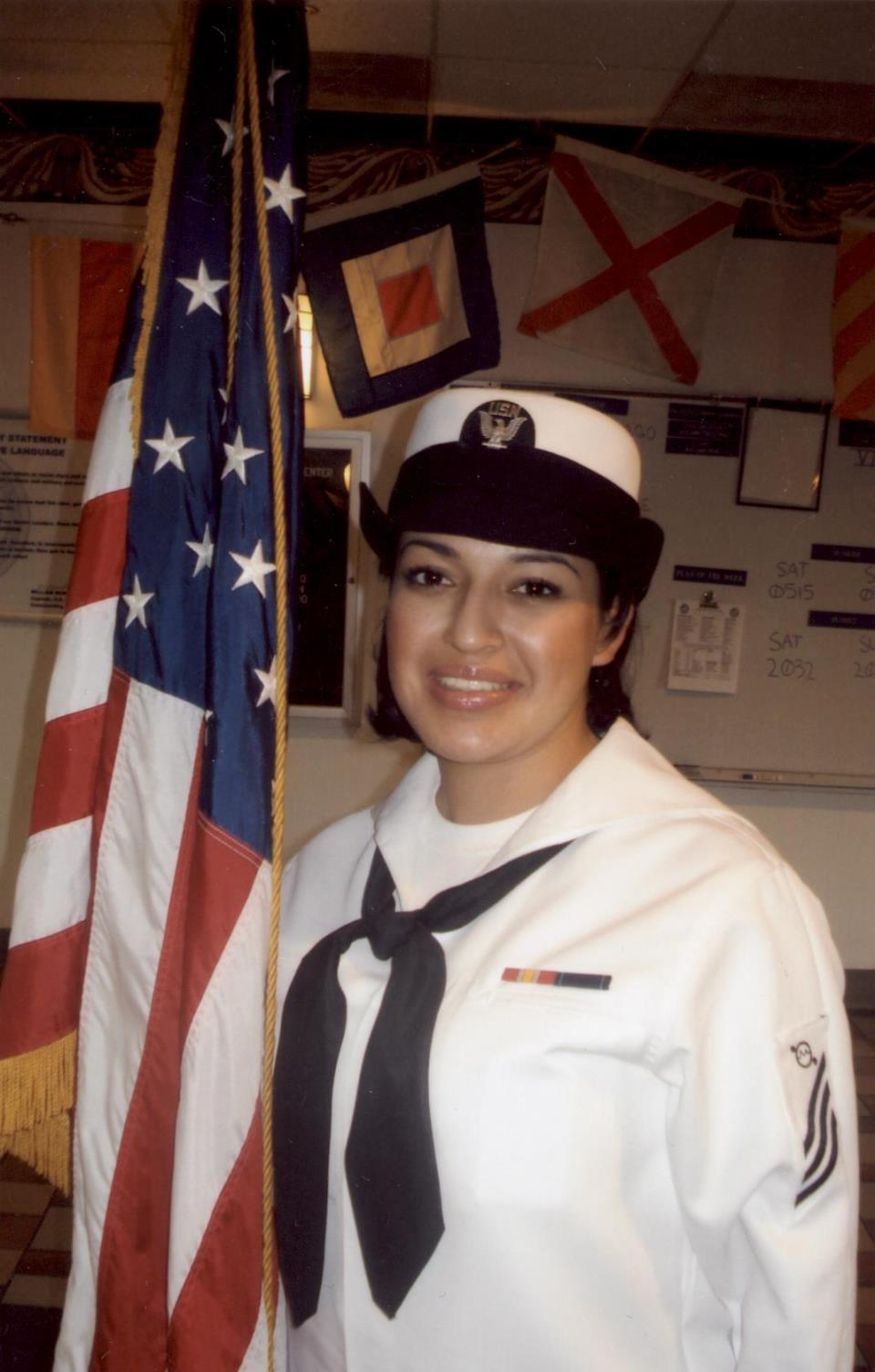 Stephannie Torres, Navy