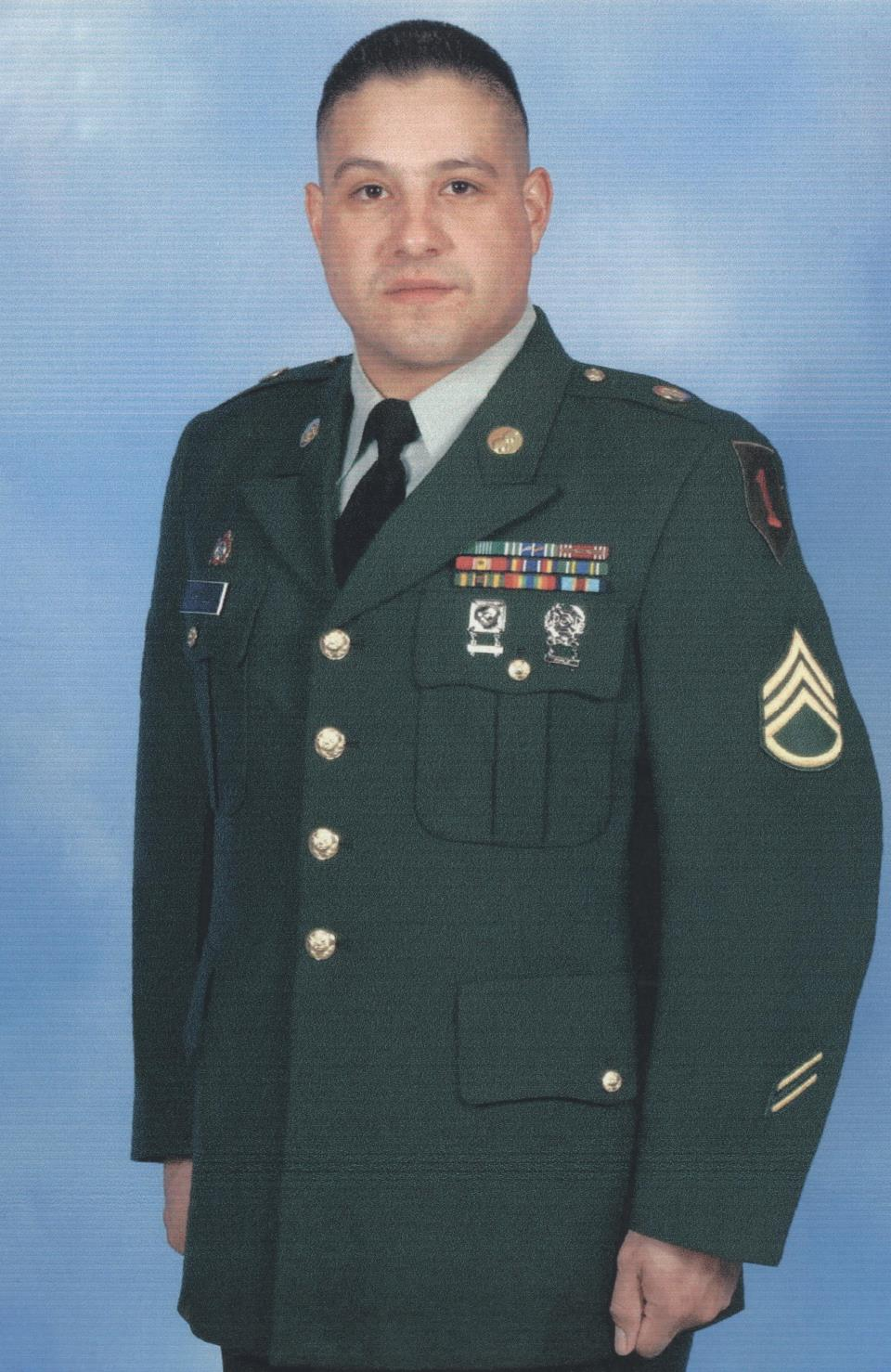 William R. Castilla, Army