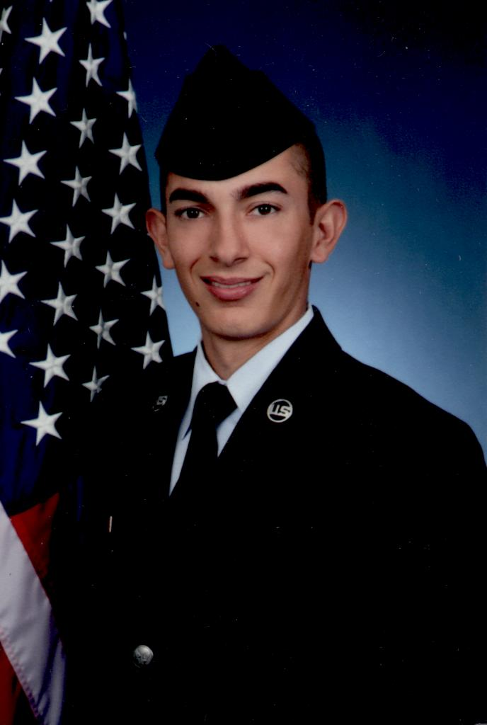 Zachary Wagner, Air Force