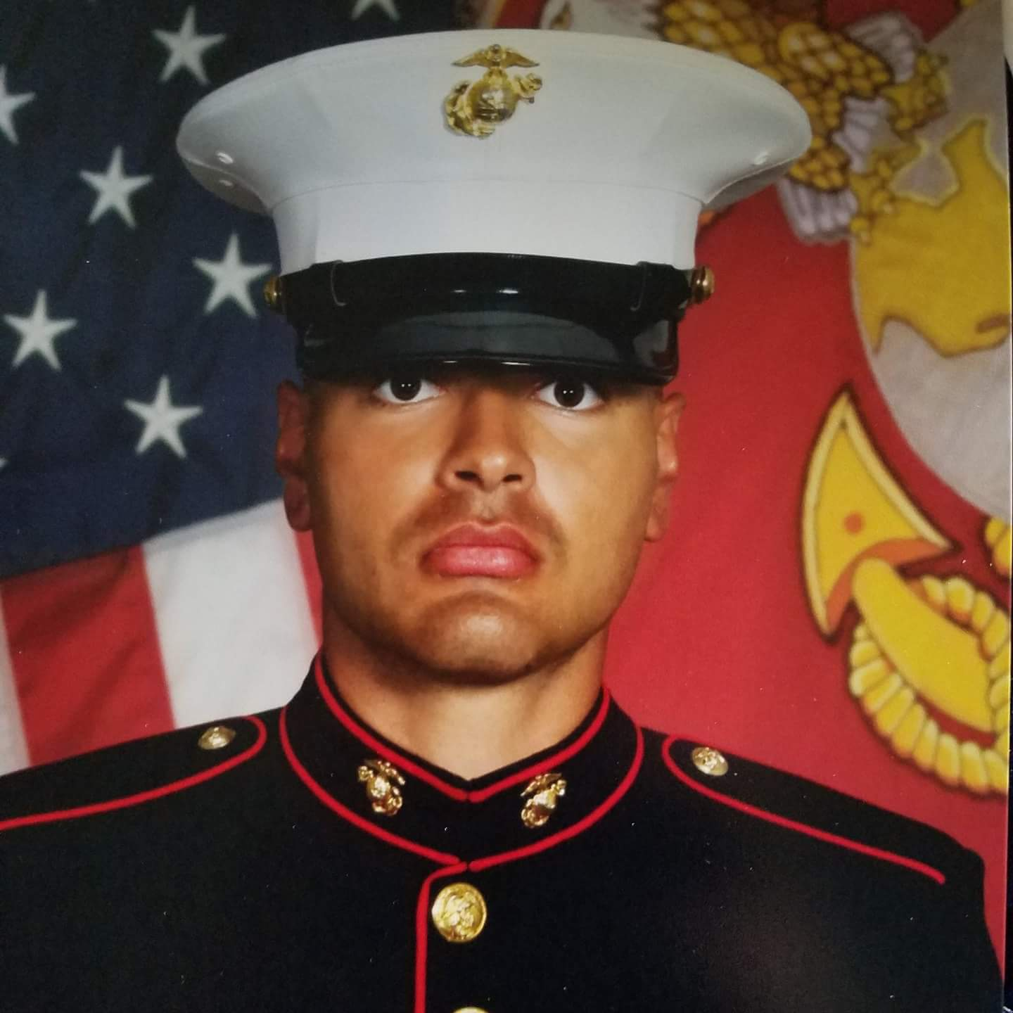 Jesse Brooks - US Marine - 06-26-2017