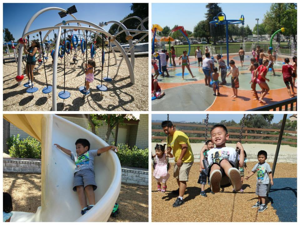 Parks And Community Center Facilities City Of West Covina