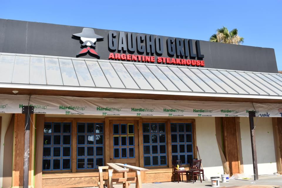 Gaucho Grill Storefront