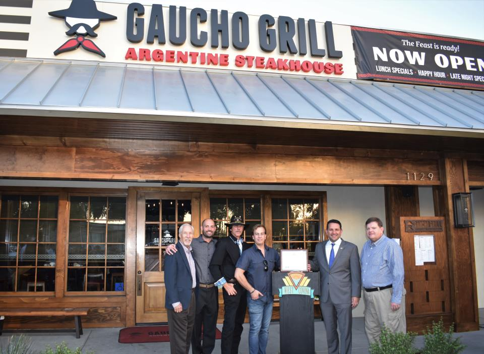 Gaucho Grill Grand Opening