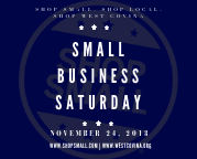 Small Business Satuday 2018