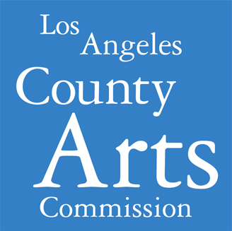 la County Arts bluelogo