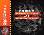 Business Closure & Social Gathering Thumbnail