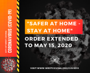 "Los Angeles County Extends ""Safer at Home"" Order"